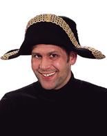 Deluxe adulte chapeau de Napoloen Chapeaux Uniforme