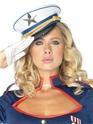 Chapeaux Uniforme Chapeau de capitaine Mini Deluxe