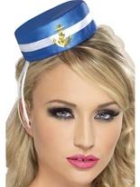 Pill Box chapeau de marin Chapeaux Uniforme