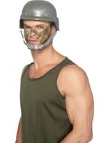 Casque armée Chapeaux Uniforme