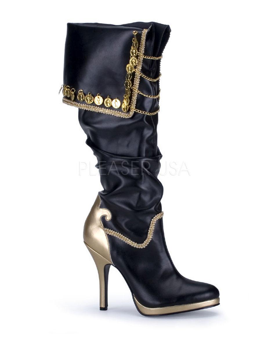 Chaussures pour femmes Bottes de Pirate de dames