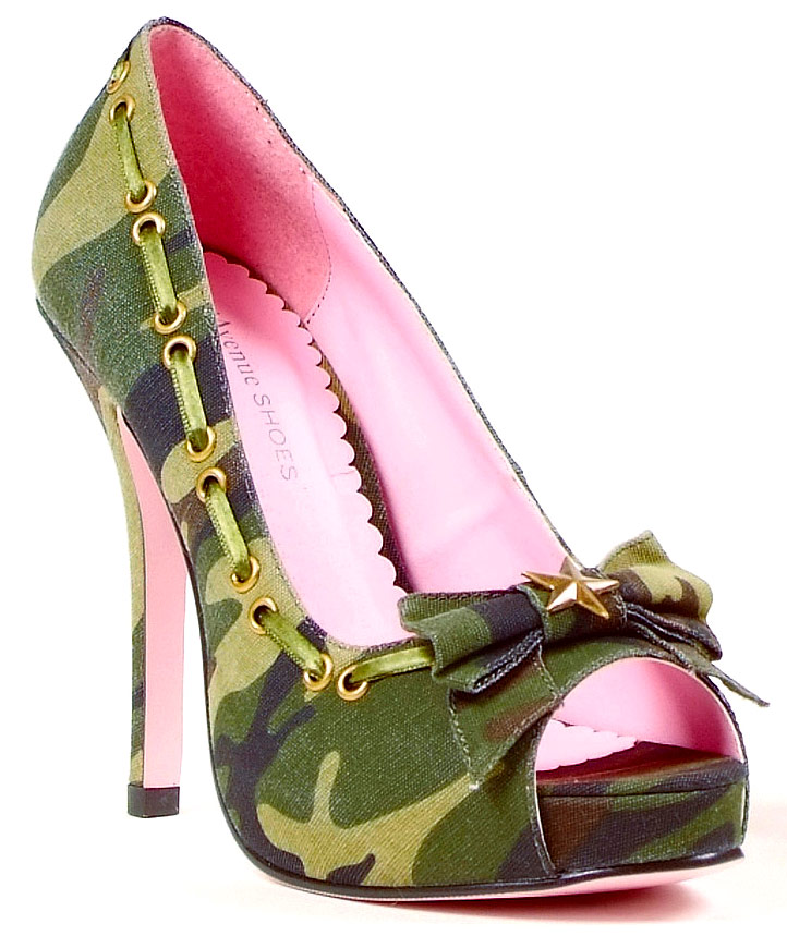 Chaussures pour femmes Chaussure armée