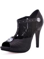 années 1920 Tassle chaussures Chaussures pour femmes