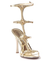 Mesdames Jeweled Sandals Chaussures pour femmes