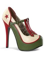 Armée de femmes chaussures Chaussures pour femmes