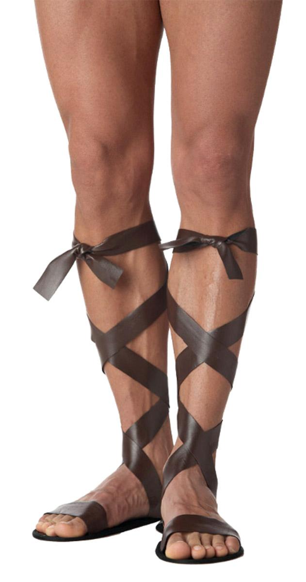 Chaussures pour hommes Hommes sandales grecques