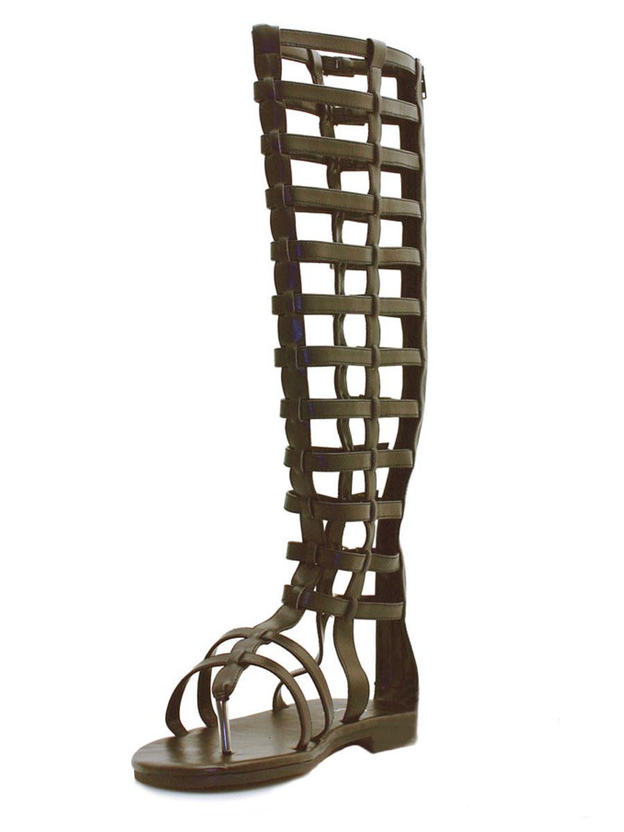 sandales multistrap haute de genou de mens chaussures pour hommes chaussure 17 07 2018. Black Bedroom Furniture Sets. Home Design Ideas