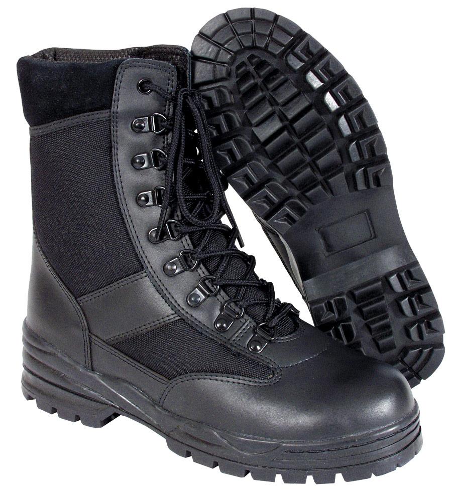 Chaussures pour hommes Bottes de patrouille