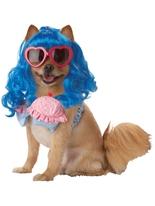 Cupcake Girl Costume de chien Animaux de compagnie