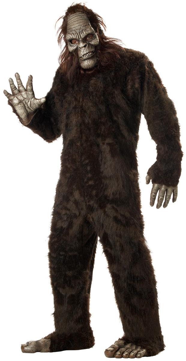 Animaux Costume Adulte Costume de Big Foot