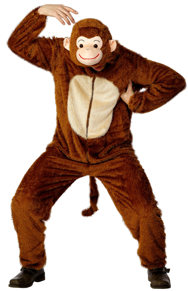 Animaux Costume Adulte Costume de singe