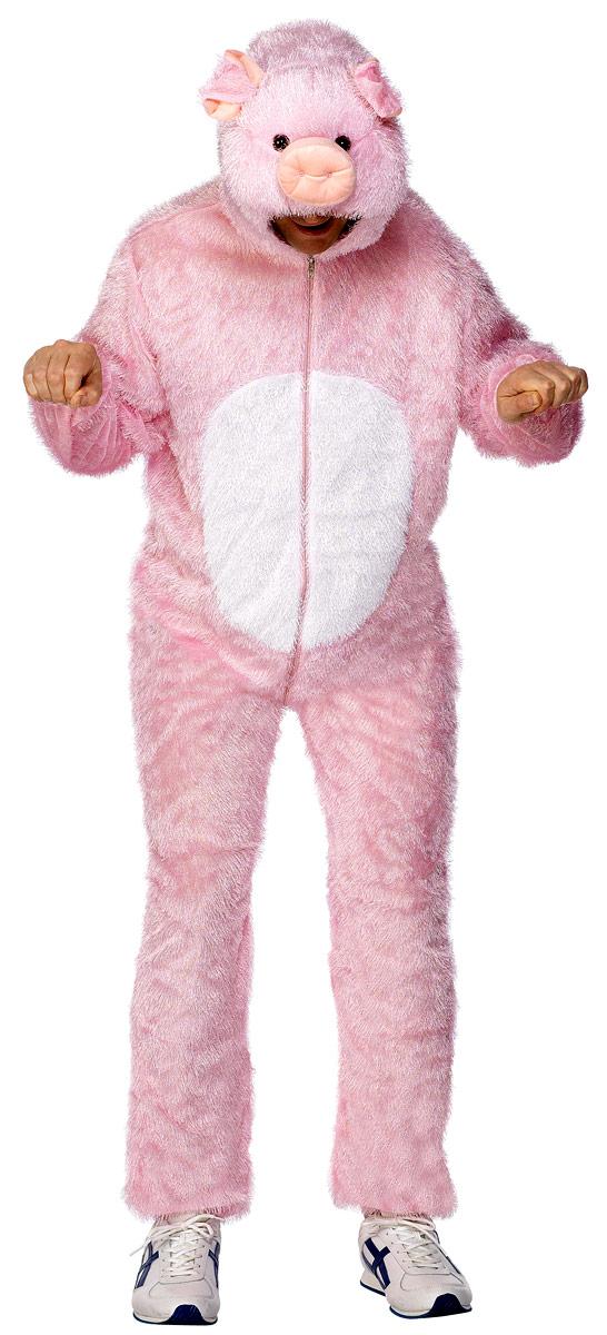 Animaux Costume Adulte Costume de cochon