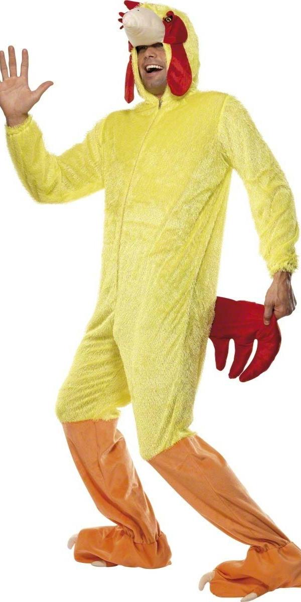 Animaux Costume Adulte Costume de poulet