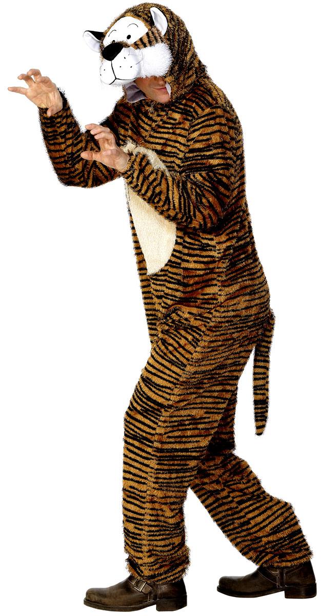 Animaux Costume Adulte Costume de tigre