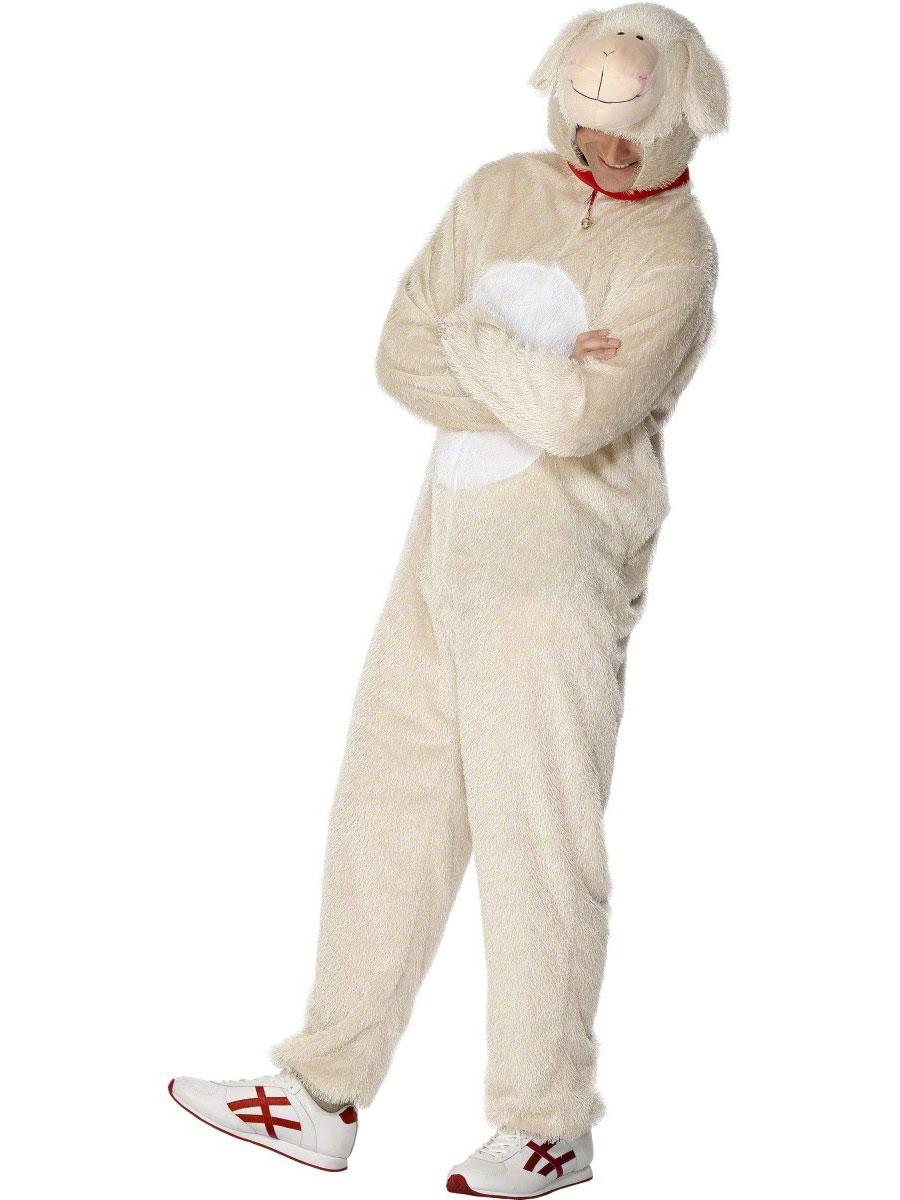 Animaux Costume Adulte Costume de l'agneau