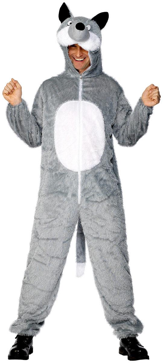 Animaux Costume Adulte Costume de loup