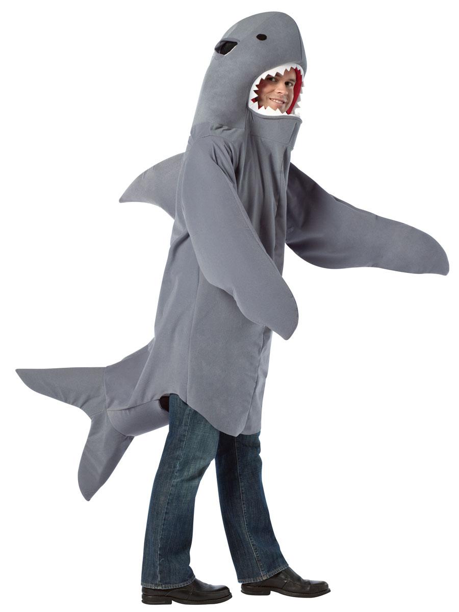 Animaux Costume Adulte Costume de requin