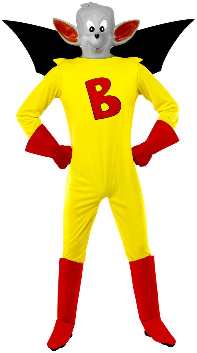Animaux Costume Adulte Costume de Batfink