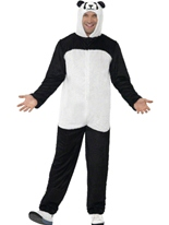 Panda Onesie Costume Animaux Costume Adulte