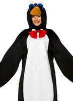 Costume de pingouin de poids léger Animaux Costume Adulte