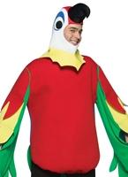 Poids léger Costume de perroquet Animaux Costume Adulte