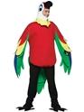 Animaux Costume Adulte Poids léger Costume de perroquet
