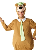 Yogi Bear Costume Animaux Costume Adulte