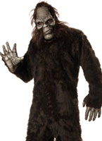 Costume de Big Foot Animaux Costume Adulte