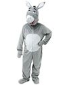 Animaux Costume Adulte Grosse tête Donkey Costume