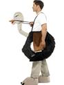 Animaux Costume Adulte Costume autruche