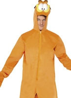 Costume de Garfield Animaux Costume Adulte
