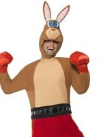 Costume de Boxer kangourou Animaux Costume Adulte