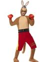 Animaux Costume Adulte Costume de Boxer kangourou