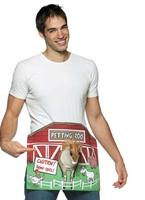 Costume de Zoo pour enfants Animaux Costume Adulte