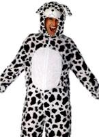 Costume Dalmatien Animaux Costume Adulte