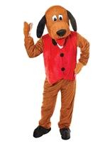 Costume de chien grosse tête Animaux Costume Adulte