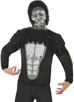 Kit Gorilla Economie Animaux Costume Adulte