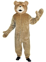 Ted le Costume du film Animaux Costume Adulte