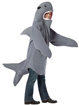 Costume de requin Animaux Costume Adulte