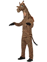 Costume de girafe Animaux Costume Adulte