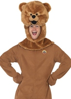 Arc-en-ciel Bungle Bear Costume Animaux Costume Adulte