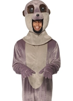 Meerkat Costume Animaux Costume Adulte