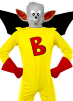Costume de Batfink Animaux Costume Adulte