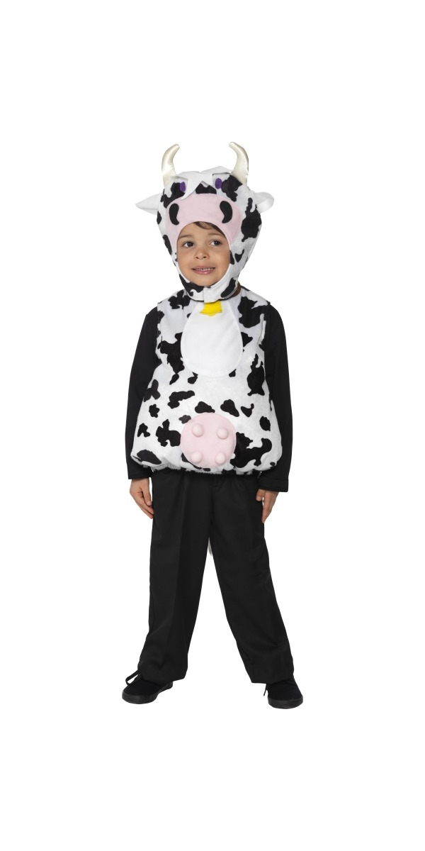 moo cow childrens costume animaux costume enfant costume animaux 20 10 2018. Black Bedroom Furniture Sets. Home Design Ideas