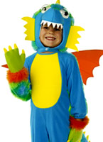 Mini monstres volants Crump Childrens Costume Animaux Costume Enfant