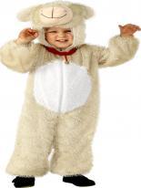 Agneau en peluche pour enfants Costume Animaux Costume Enfant