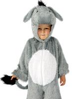 Âne en peluche pour enfants Costume Animaux Costume Enfant