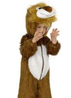 Costume de Lion pour enfants Animaux Costume Enfant