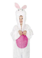 Costume de lapin en peluche Animaux Costume Enfant
