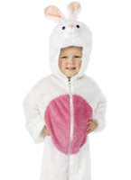 Costume de lapin pour enfants Animaux Costume Enfant